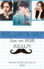 DORM : Boys ONLY ! by BeeFlowYorkie