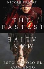 The Fastest Man Alive (Flash Y ______) #AwardsButerflies by NicoleFreyre
