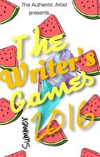 The Writer's Games: Summer 2016 Edition ♡ by TheAuthenticArtist