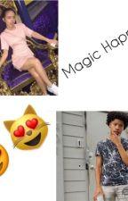 Magic Happened ( 2 Crucial, Jr Love Story) by FyeeMirandaaa