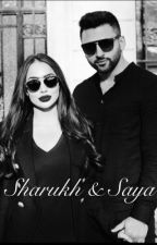 Sharukh et Saya by indiarosaa