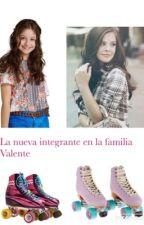 La nueva integrante en la familia Valente (soy luna y tu) by MarianaBarbosa575