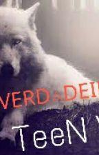 ALFAS VERDADEIRAS:TEEN WOLF by Panda_Mermaids