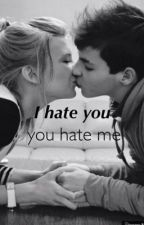 I hate you. You hate me. by foundly0fyou