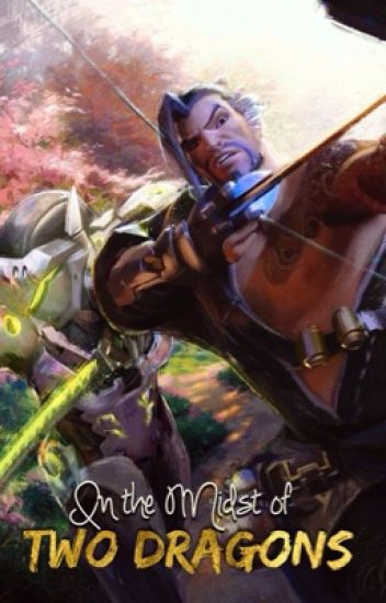 In the Midst of Two Dragons 〈Hanzo x Reader x Genji〉