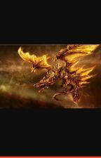 Dragon Spirit by MadHattersCat