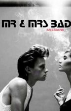 Mr & Mrs Bad by bluhyacinth_