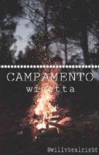 Campamento| Wigetta  by wigettamyreligion