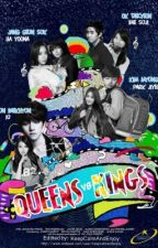 QUEENS vs KINGS [COMPLETED] by kkaebsongking