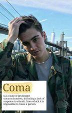 COMA × sammy wilk  by LottieLOX
