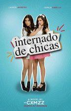 Internado De Chicas.  [Camren] #AwardsButterflies by to_xic