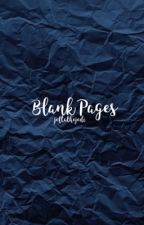 Blank Pages by jettaslaughter