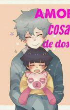 Amor Cosa De Dos  by Castillonikol