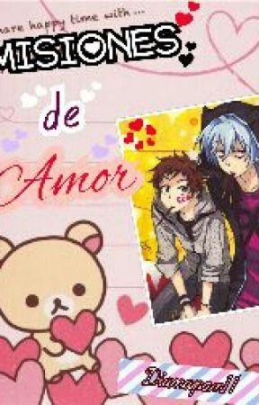 Misiones De Amor (Kuro x Mahiru) by Dianapan11