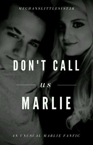 Don't You Dare Call Us Marlie!