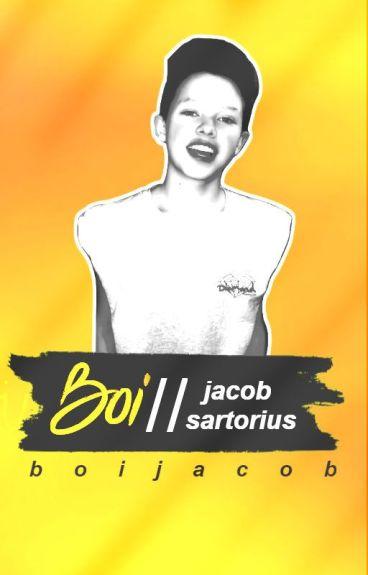 Boi // Jacob Sartorius