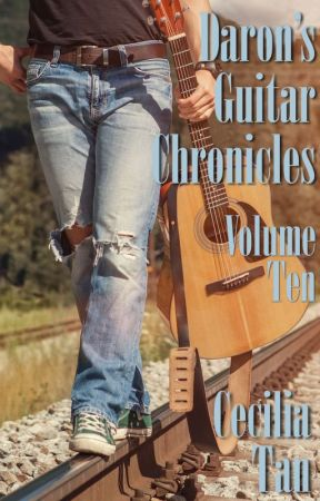 Daron's Guitar Chronicles Vol 10 by ceciliatan