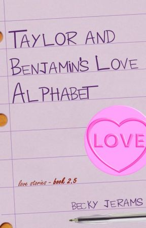 Taylor & Benjamin's Love Alphabet (SAMPLE) by beakyboo