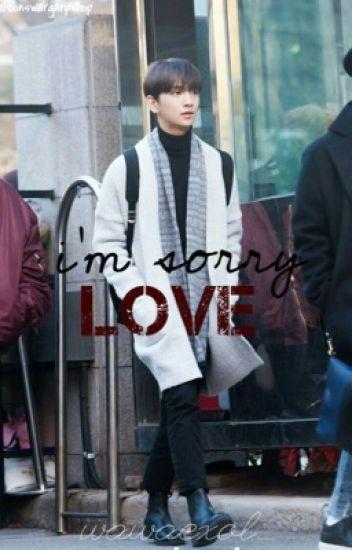 I'm Sorry, Love (SEVENTEEN's Joshua)
