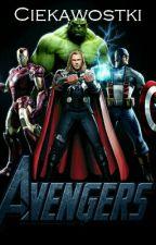 Ciekawostki o Avengers i nie tylko    by anita9099