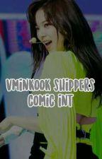 VMINKOOK SHIPPERS COMIC by babydaejae