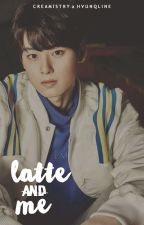 latte & me | astro cha eunwoo f.f by creamistry