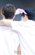 [Series] [MarkJin] This is not a love story. This is a story about love by thebluestar1103
