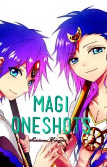 Magi Oneshots : First