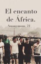 El encanto de Africa. One direction 1D by anonymous_21_