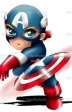 Kapitan Ameryka! Misja Przeszłości! by Dasia4404