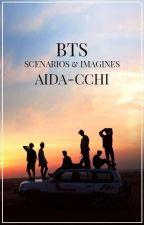 BTS Scenarios/Imagines by ms_merniqviskorov