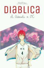 Diablica - Akashi x OC by _Hattsu_