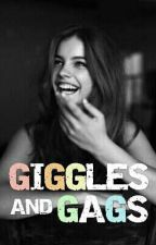 Giggles And Gags by The_Mad_ChildX