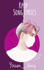 K-Pop Song Lyrics 2 by Yixuan__Uniq