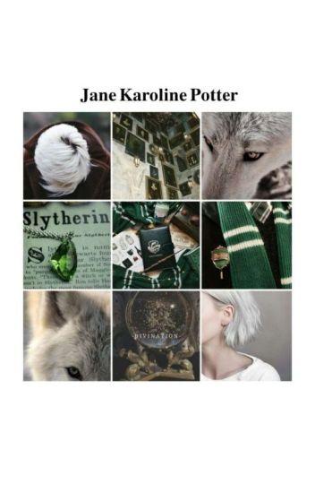 Jane Karoline Potter. PARTE 1. (Wattys2017)