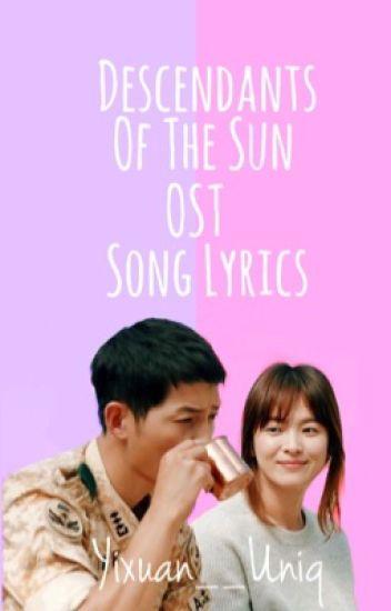 Descendants of the Sun Ost Song Lyrics - E X O - Wattpad