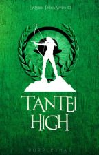 Tantei High (Erityian Tribes, #1) by purpleyhan