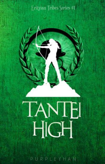 Tantei High (Erityian Tribes, #1)