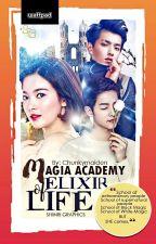 Magia Academy: Elixir Of Life by Chunkymaiden