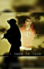 All I need is love - Sean Cavaliere by Tototoni12