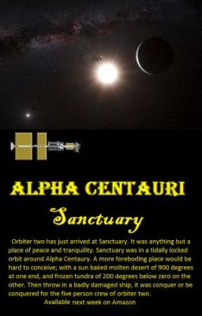 Alpha Centaury Sanctuary by DougNelson