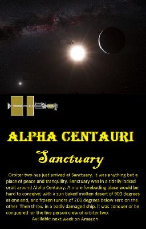 Alpha Centaury Sanctuary by DougNelson