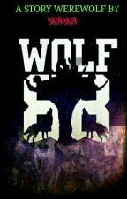 WOLF by WawamamottoNayati