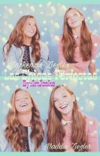 Las Chicas Perfectas (Maddie Ziegler & Mackenzie Ziegler) by Jycf54