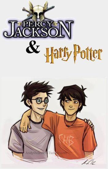 Mythen & Magie ~ Percy Jackson (HdO) / Harry Potter FF