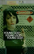 young god ↪ chris evans by castawaybarnes