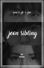 Jeon Sibling by vermillioon
