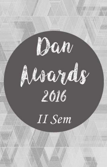 Dan Awards 2016 - II SEM