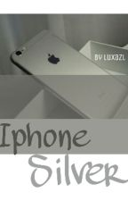 IPhone Silver by luxazl