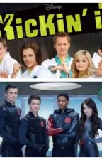 LabRats meets Kickin it by rpatney